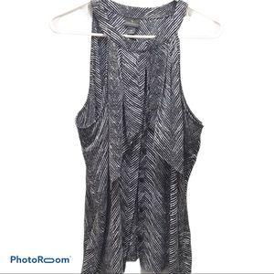 Worthington dress tank top/blouse sz XL